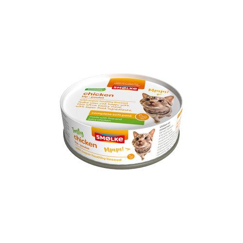 Smølke Katze - Soft Paté - Huhn