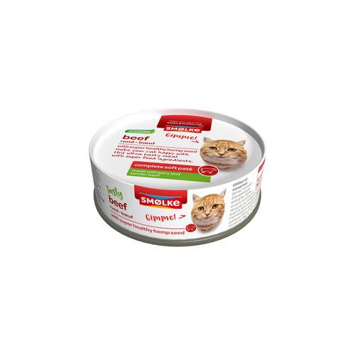 Smølke Kat - Soft Paté - Rund