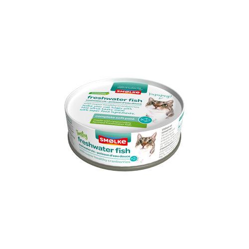 Smølke Kat - Soft Paté - Zoetwatervis