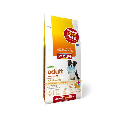 Smølke Hond Adult Medium