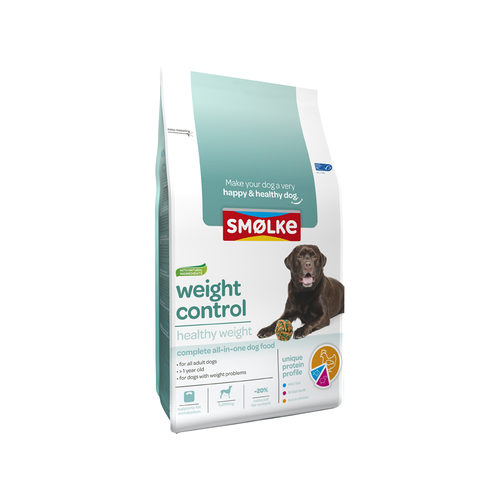 Smølke Hond Adult Weight Control