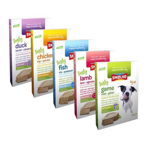 Smølke Hund Tasty Mix