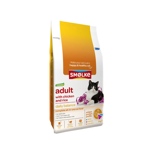 Smølke Katze Adult Huhn & Reis