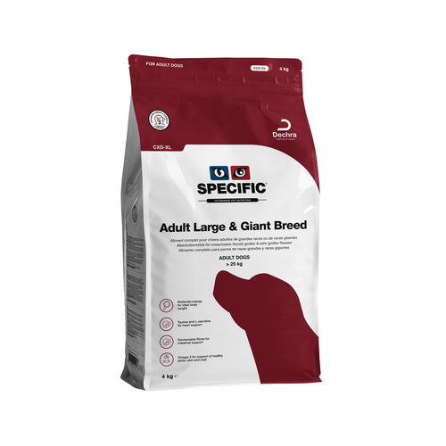 Specific Adult LG Breed CXD-XL