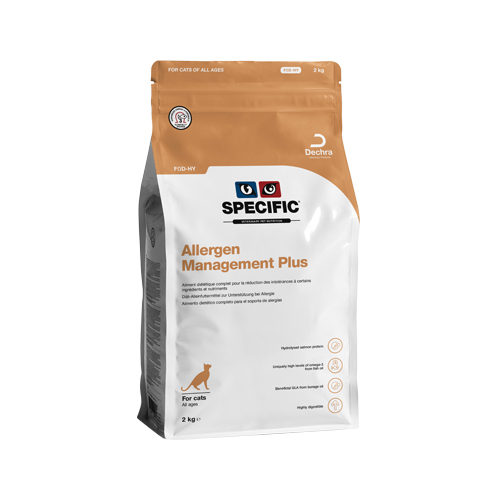 Specific Allergen Management Plus FOD-HY