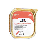 Specific Food Allergen Management FDW pour Chat