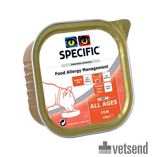 Specific Food Allergy Management Cat