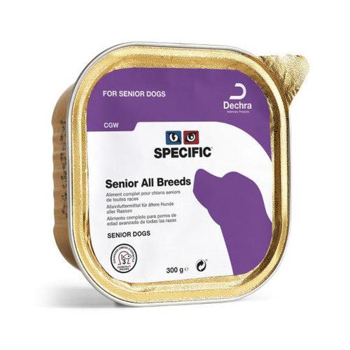 Specific Senior All Breeds CGW