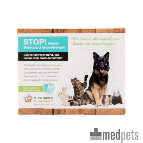 Product afbeelding van STOP! Animal Bodyguard Aromatherapie