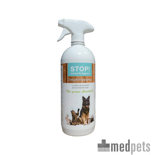 Product afbeelding van Stop! Animal Bodyguard Omgevingsspray