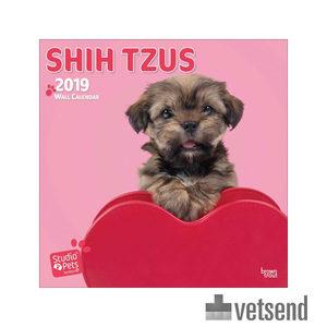 Sweet Shih Tzu Calendar 2019 Shop Now