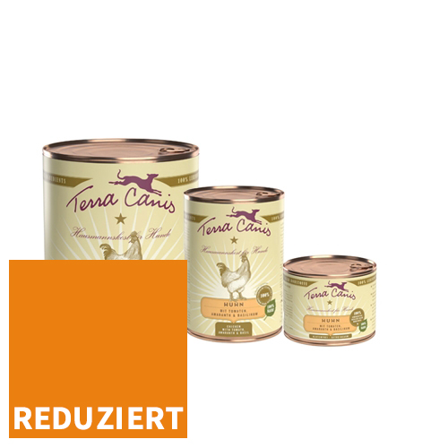 Terra Canis Classic Huhn mit Tomaten