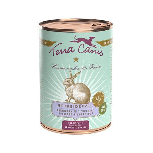 Terra Canis Grainfree - Konijn met Courgette