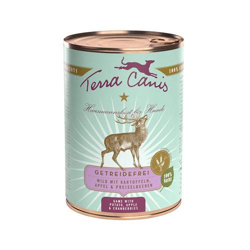 Terra Canis Getreidefrei - Wild mit Kartoffeln