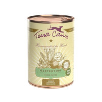 Terra Canis Groente & Fruit Menu Groene Detox