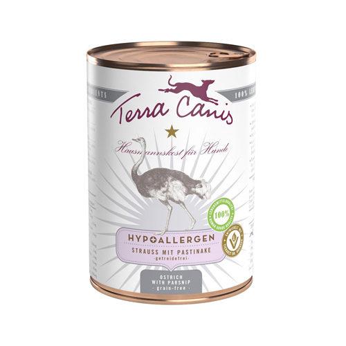 Terra Canis Hypoallergen - Strauß mit Pastinake