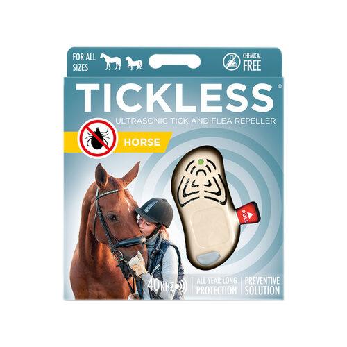TickLess Paard