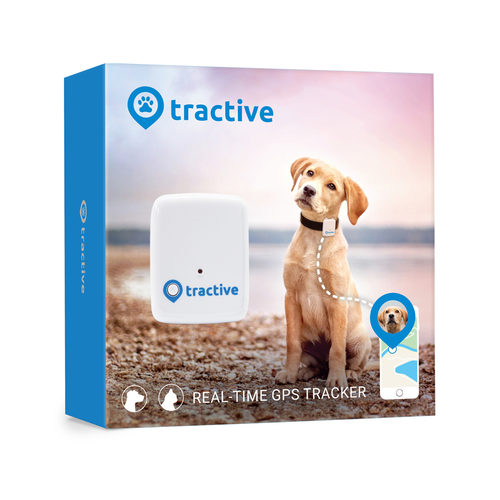Tractive Tracker GPS - Chien
