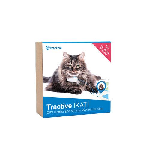Tractive GPS Tracker IKATI - Katze