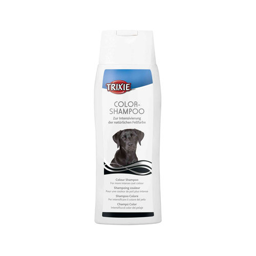 Trixie Color Shampoo Zwart