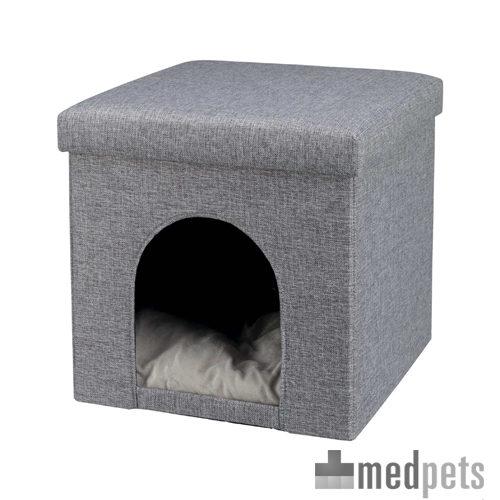 Product afbeelding van Trixie Cuddly Cave Kattenpoef Alois