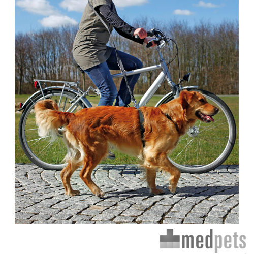 trixie fahrrad und joggingleine hunde bestell. Black Bedroom Furniture Sets. Home Design Ideas