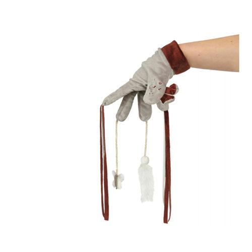 Trixie Handschoen met Speeltjes