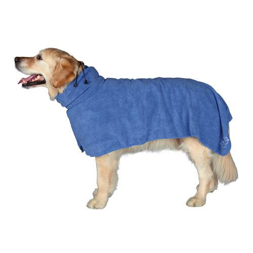 Trixie Doggy Bathrobe