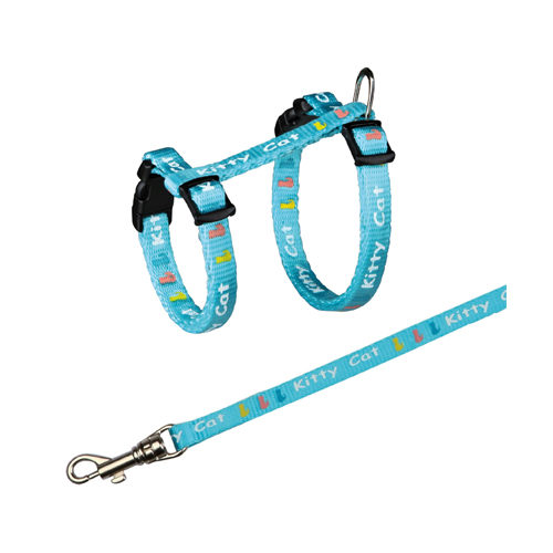Trixie Kitten Harness with Leash