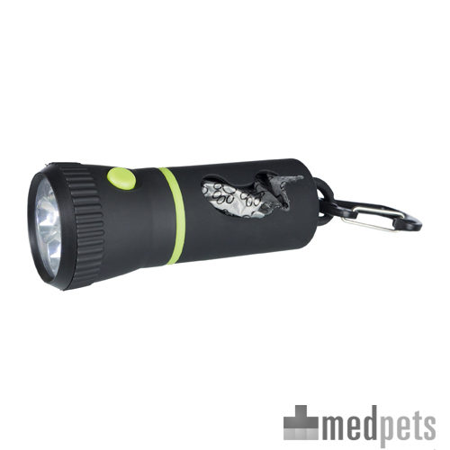 Product afbeelding van Trixie LED Lamp met Poepzakdispenser