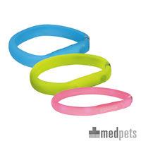 Lichtgevende halsband hond | Medpets.be