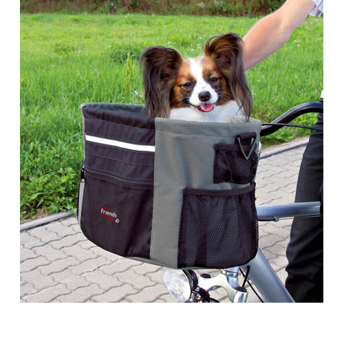 Trixie Round Dog Bicycle Basket