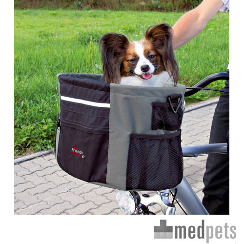 Product afbeelding van Trixie Ronde Hondenfietsmand