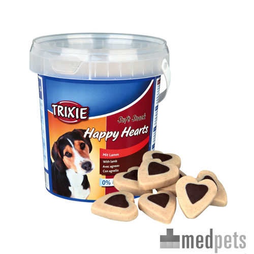 Product afbeelding van Trixie Soft Snack Happy Hearts