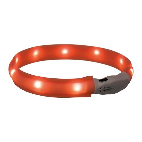 Trixie Safer Life USB Flash Collier Lumineux pour Chien