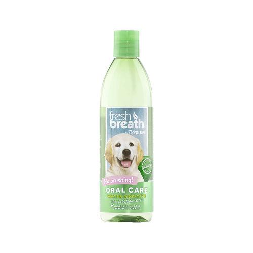 TropiClean - Fresh Breath OralCare Water Additive - Welpen