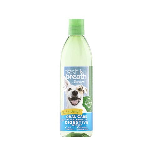 TropiClean - Fresh Breath Plus Digestive Support Water Additive