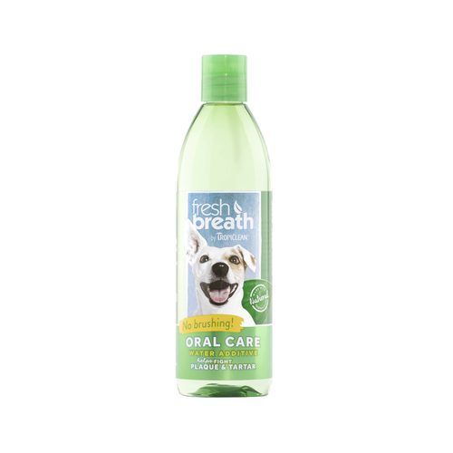 TropiClean - Fresh Breath Water Additive