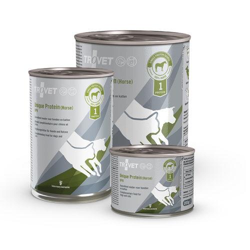 Trovet Unique Protein UPH (Horse) hond/kat