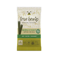 True Hemp Dental Sticks Skin & Coat