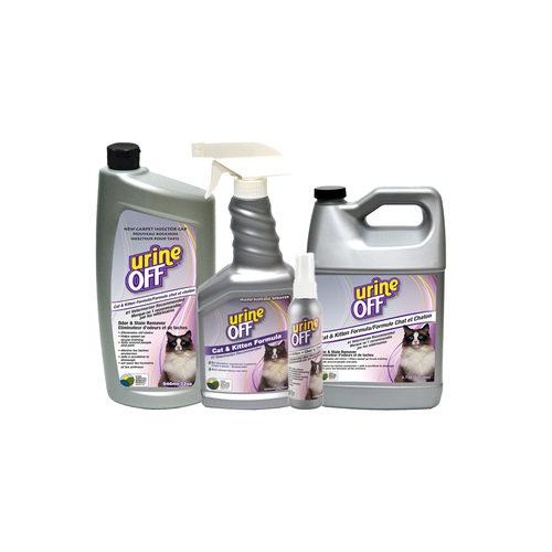 Urine Off Katze