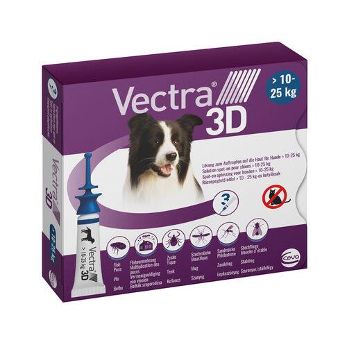 Vectra 3D Dog M - 10 tot 25 kg