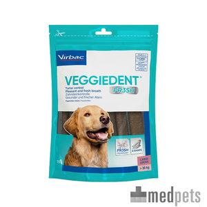 Product afbeelding van VeggieDent FR3SH Kauwstrips