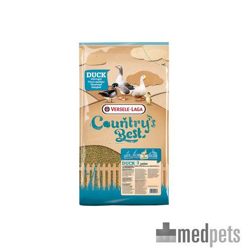 Versele-Laga Country's Best Duck 3 Pellet