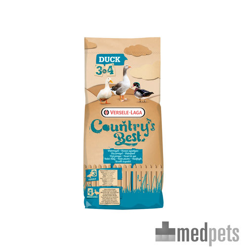 Versele-Laga Country's Best Duck 4 Pellet