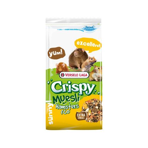 Versele-Laga Crispy Muesli Hamster & Co