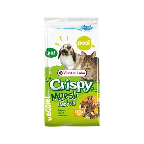 Versele-Laga Crispy Muesli für Kaninchen