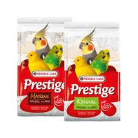Versele-Laga Prestige Vogelsand aus Muscheln