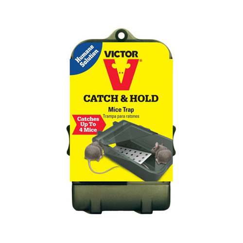 Victor Catch & Hold Mausefalle