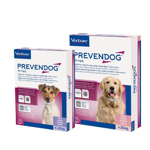 Virbac Prevendog Halsband
